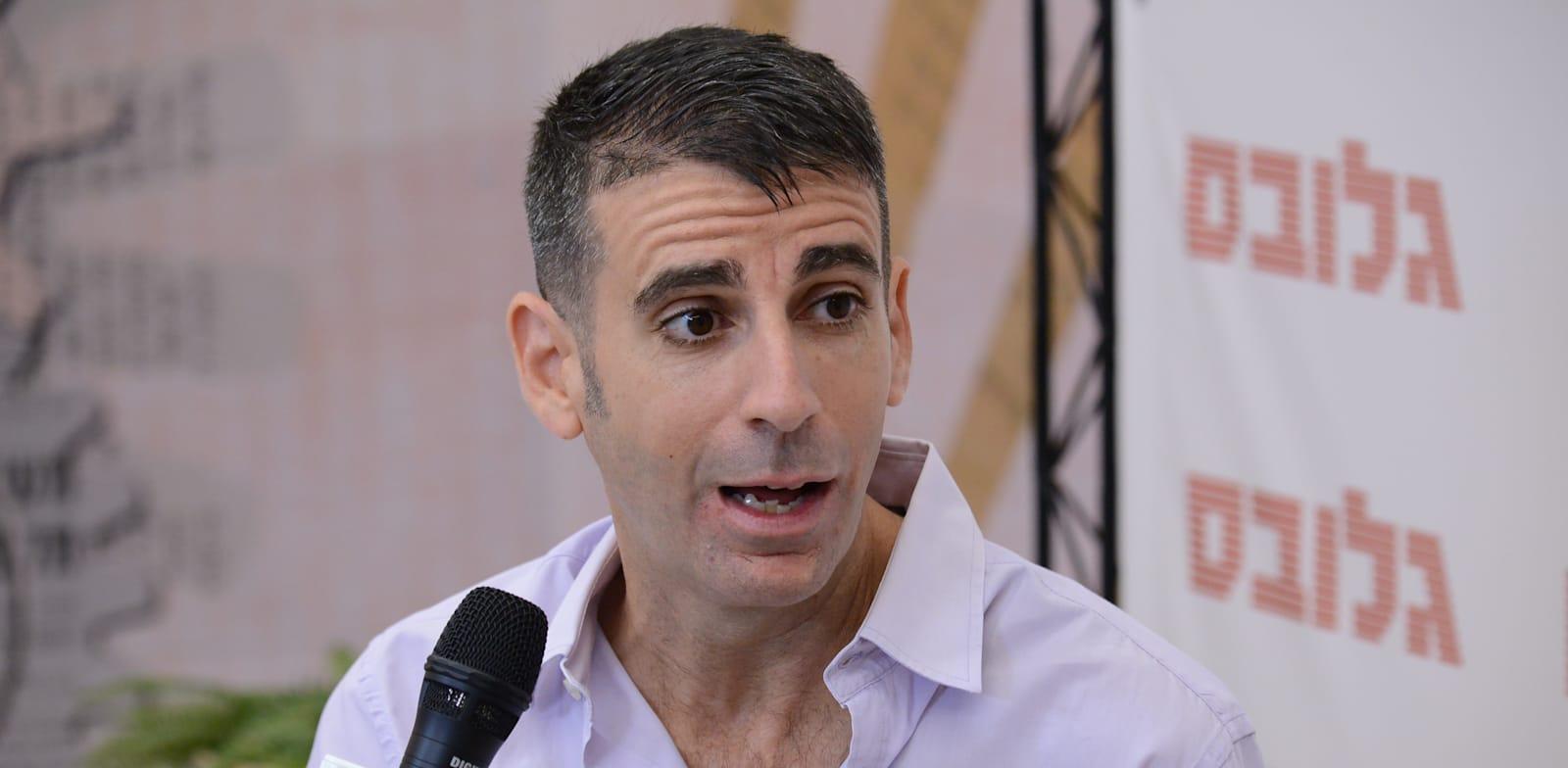 """אבנר חדד - מנכ""""ל ומייסד קסם קרנות ETF מבית אקסלנס / צילום: איל יצהר"""