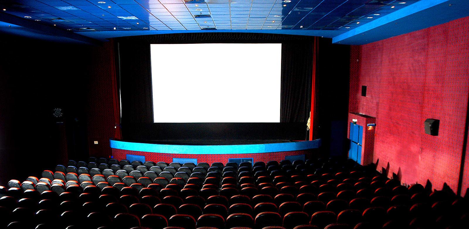 אולם קולנוע ריק / צילום: איל יצהר