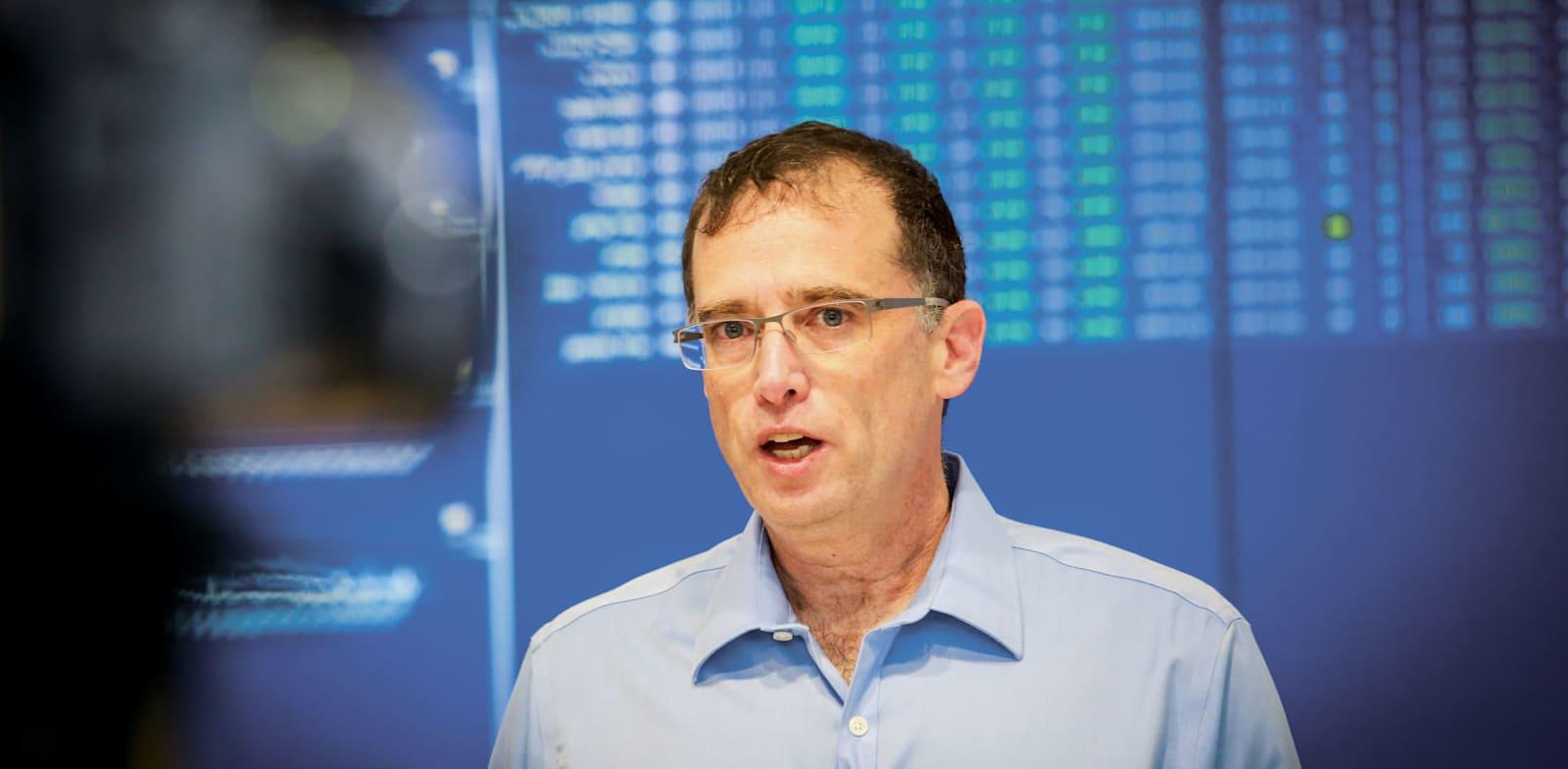 """רן גוראון, מנכ""""ל yes / צילום: שלומי יוסף"""