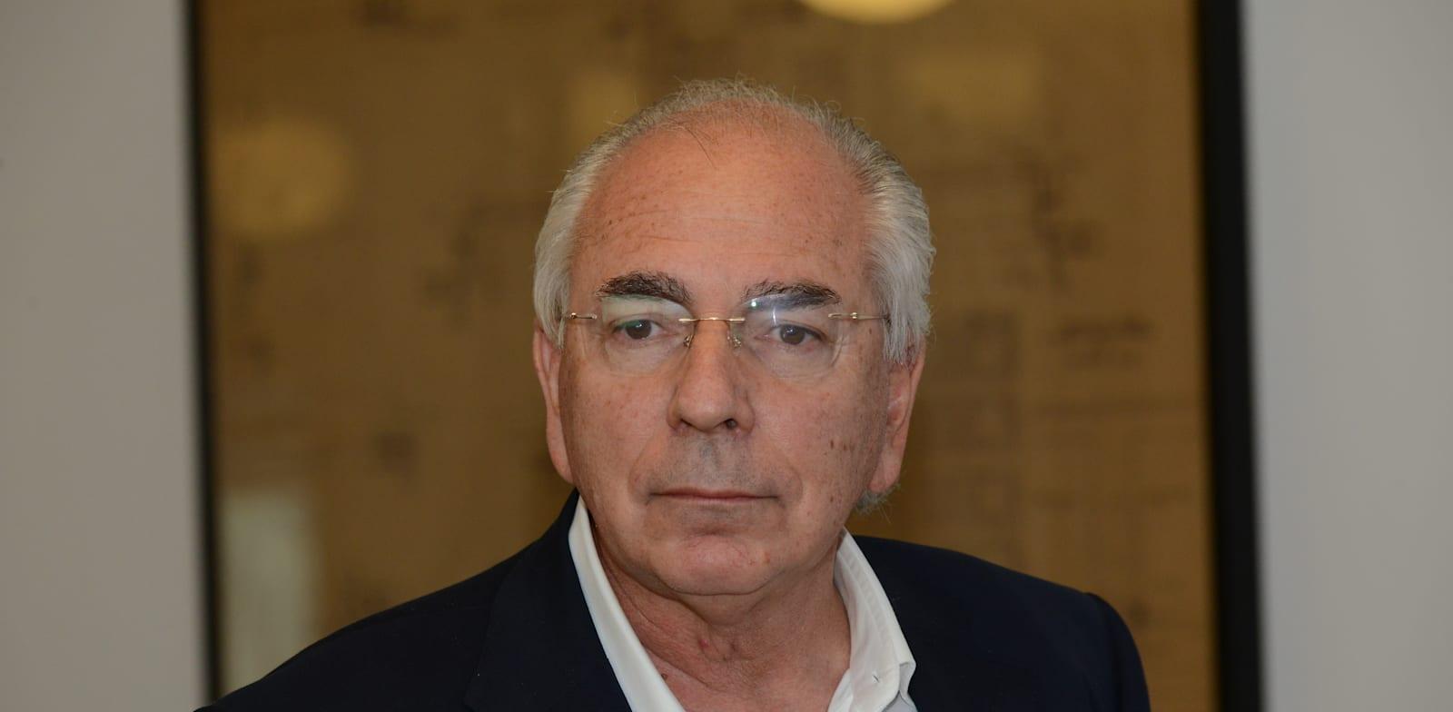 שלומי פוגל, בעלי מספנות ישראל / צילום: איל יצהר