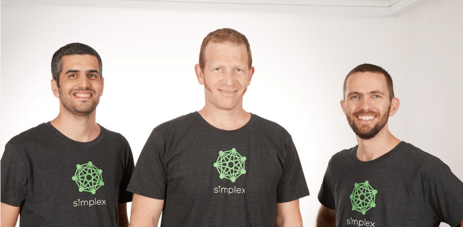Simplex founders Credit: PR