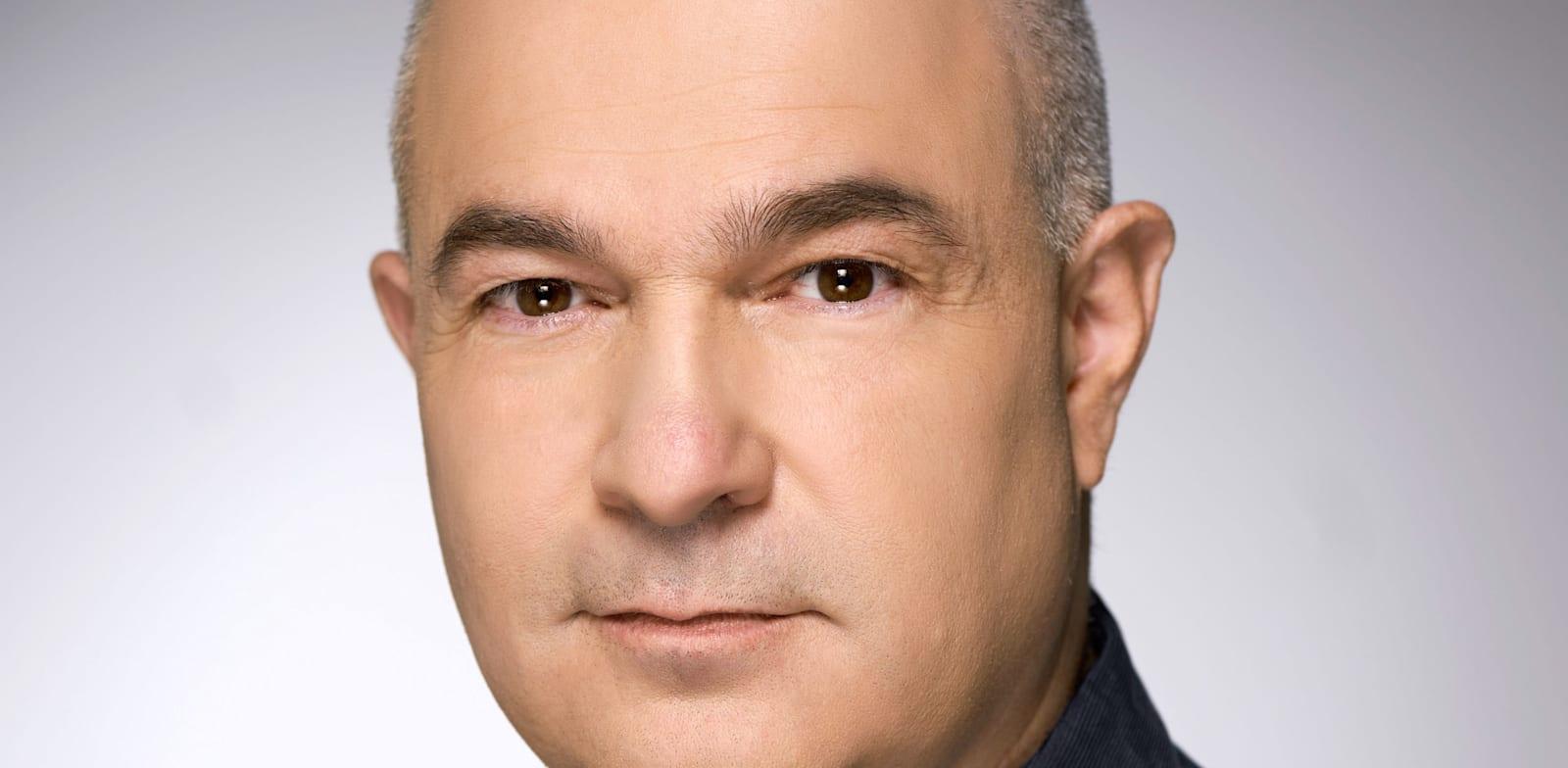 """דוד מזרחי,  מנכ""""ל בזק / צילום: רמי זרנגר"""