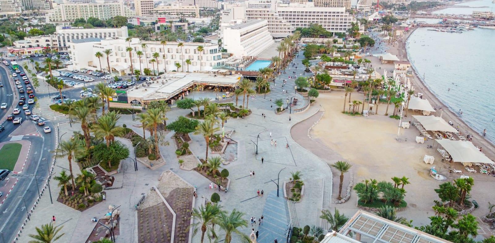 אילת / צילום: דוברות עיריית אילת