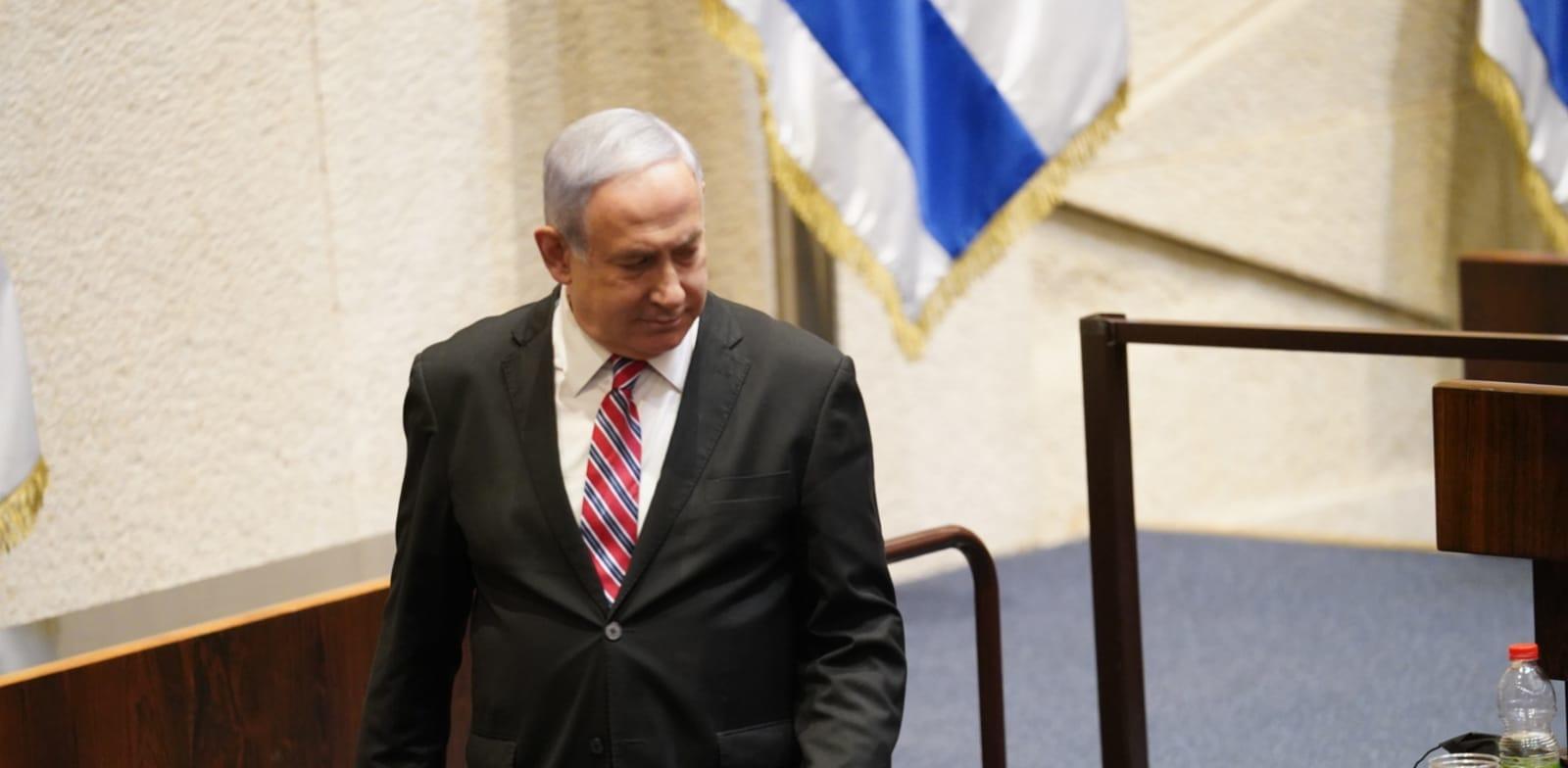ראש הממשלה בנימין נתניהו / צילום: דני שם טוב, דוברות הכנסת