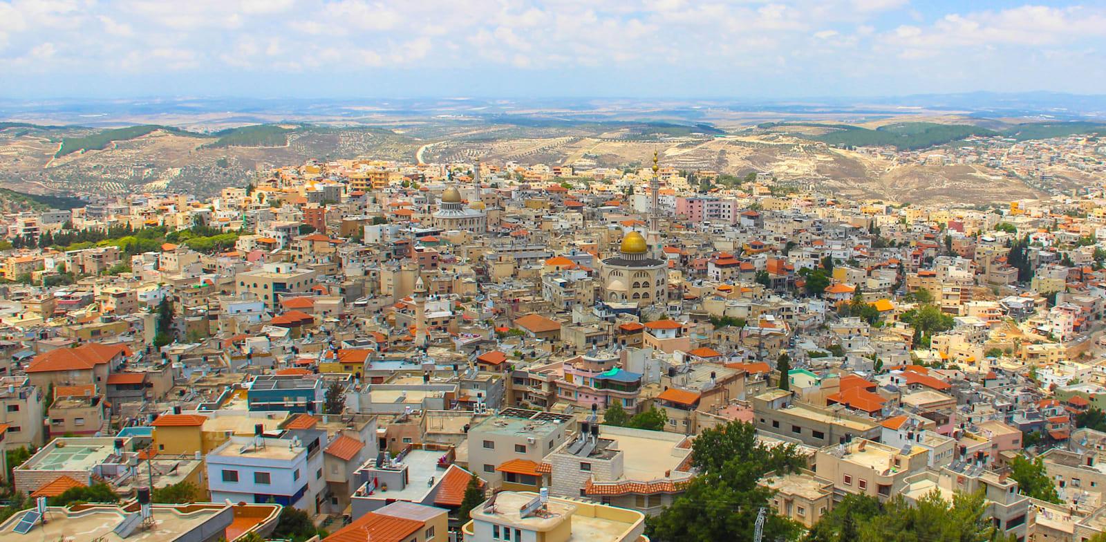 Umm al-Fahm  credit: Shutterstock, Moataz Egbaria