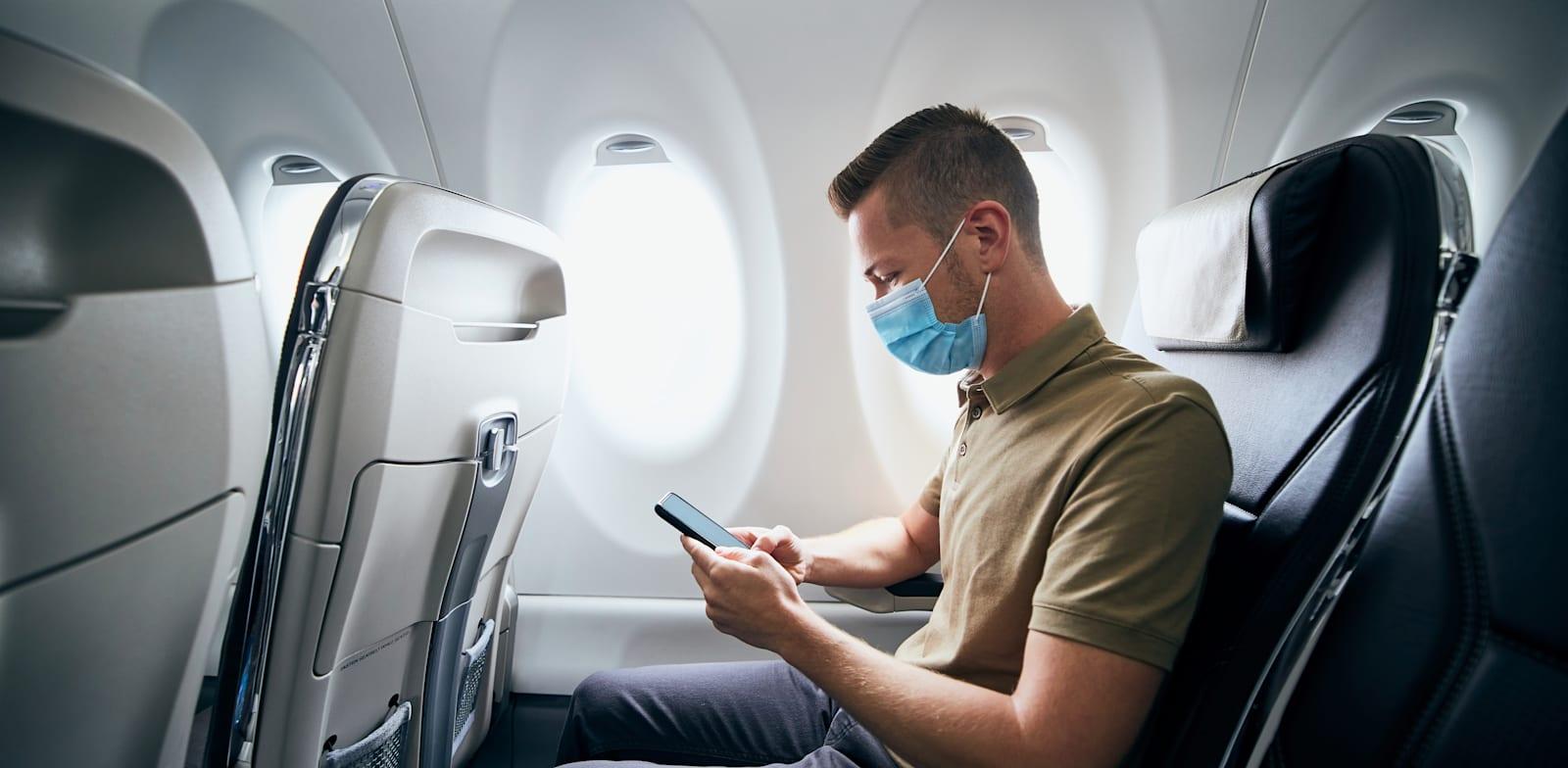 טיסות בימי קורונה / אילוסטרציה: Shutterstock, Jaromir Chalabala