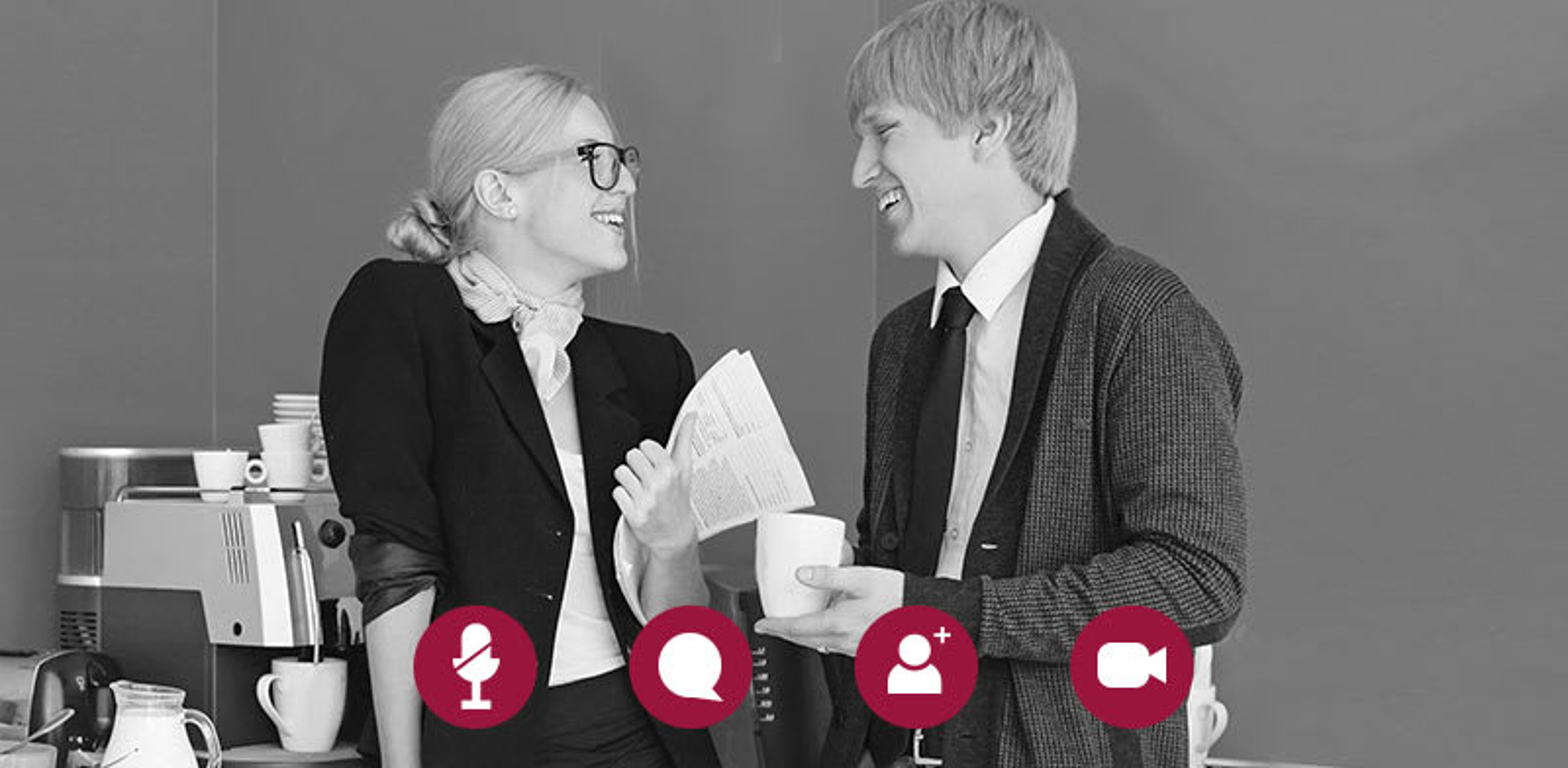 איך לנהל שיחת חולין / צילום: Shutterstock
