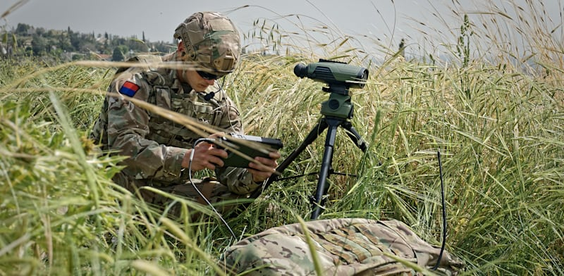 Elbit Systems DJFI solution Credit: Elbit Systems