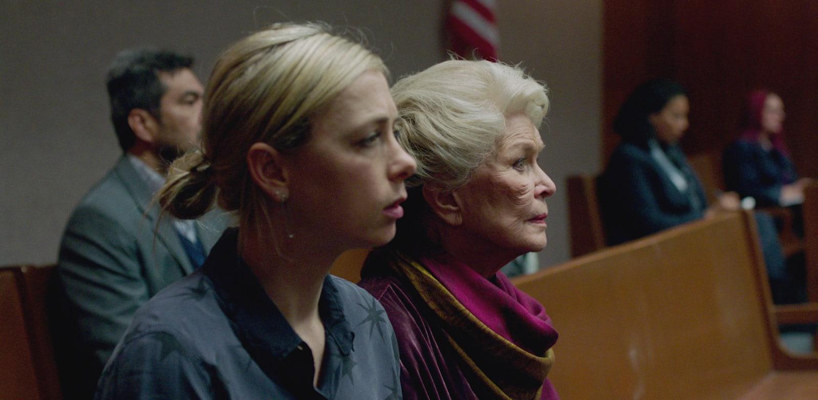 """מתוך הסרט """"קרעים של אישה"""" / צילום: Benjamin Loeb  Netflix"""