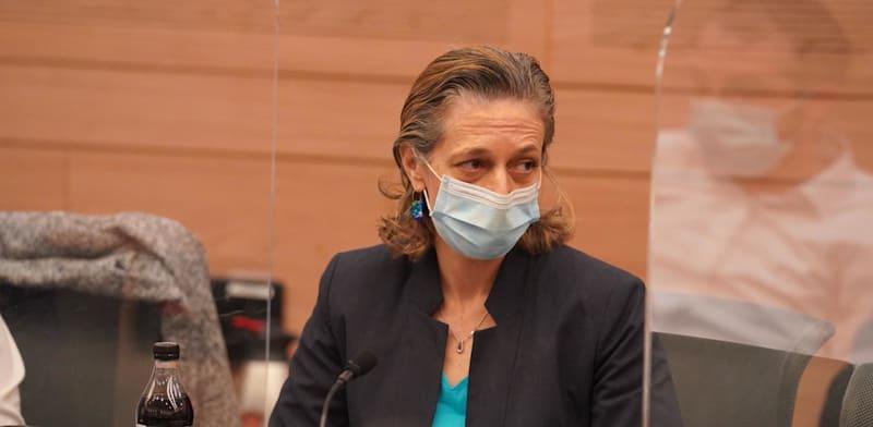 Dr. Sharon Elroi Preiss  credit:Shmulik Grossman/ Knesset spokesperson,