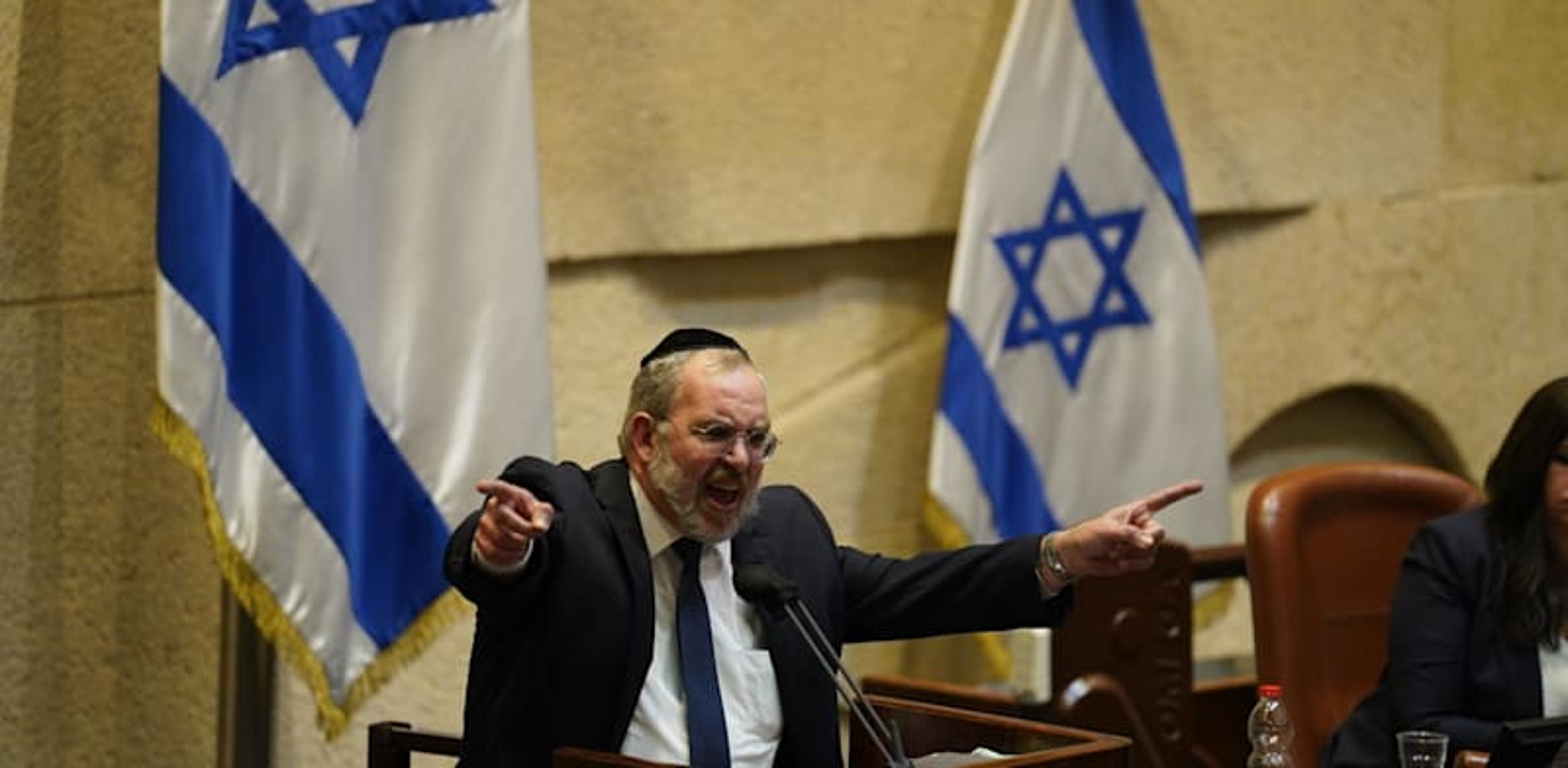 """ח""""כ יעקב אשר, יו""""ר ועדת החוקה של הכנסת / צילום: דוברות הכנסת שמוליק גרוסמן"""