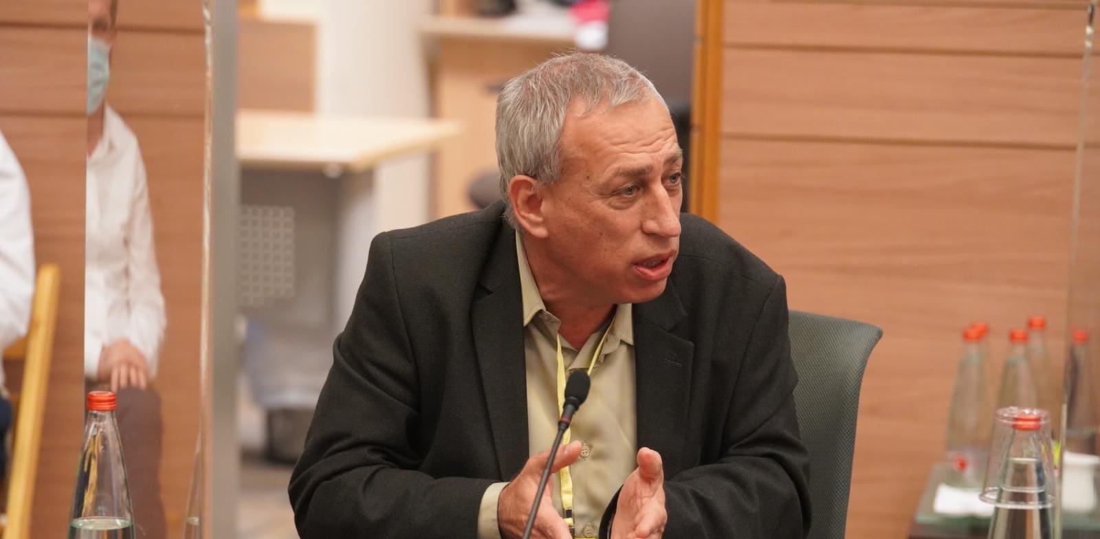 מנכ''ל משרד הבריאות פרופ' נחמן אש / צילום: דוברות הכנסת שמוליק גרוסמן