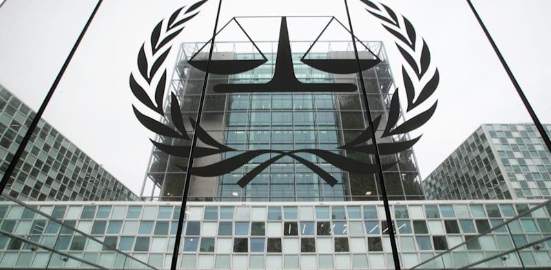 בית הדין הפלילי הבינלאומי בהאג / צילום: Associated Press, Peter Dejong