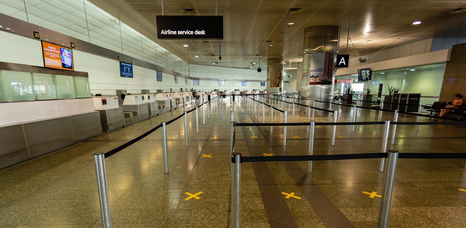 שדה התעופה של מלבורן / צילום: Shutterstock