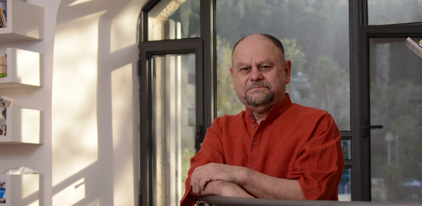 פרופ' דרור מבורך. המדען הראשי של אנלייבקס ומנהל מחלקת קורונה בהדסה / צילום: איל יצהר