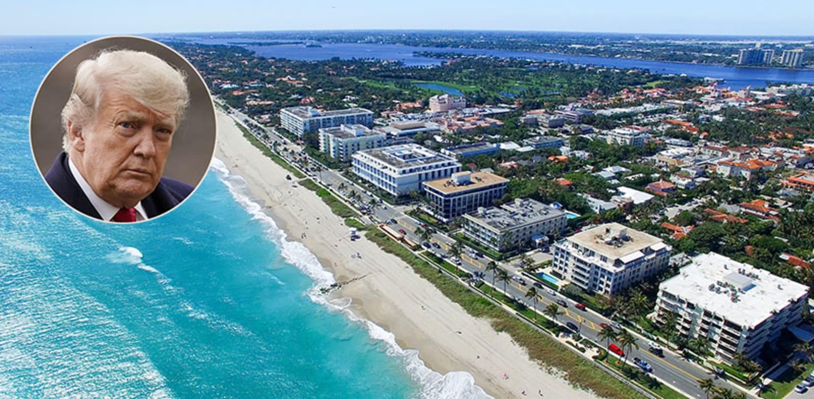 פאלם ביץ', פלורידה. הנכס נמכר עבור כ־140 מיליון דולר / צילום: Shutterstock