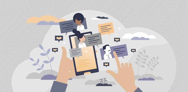 יותר מותגים מכירים בחשיבותה של קהילה / צילום: Shutterstock