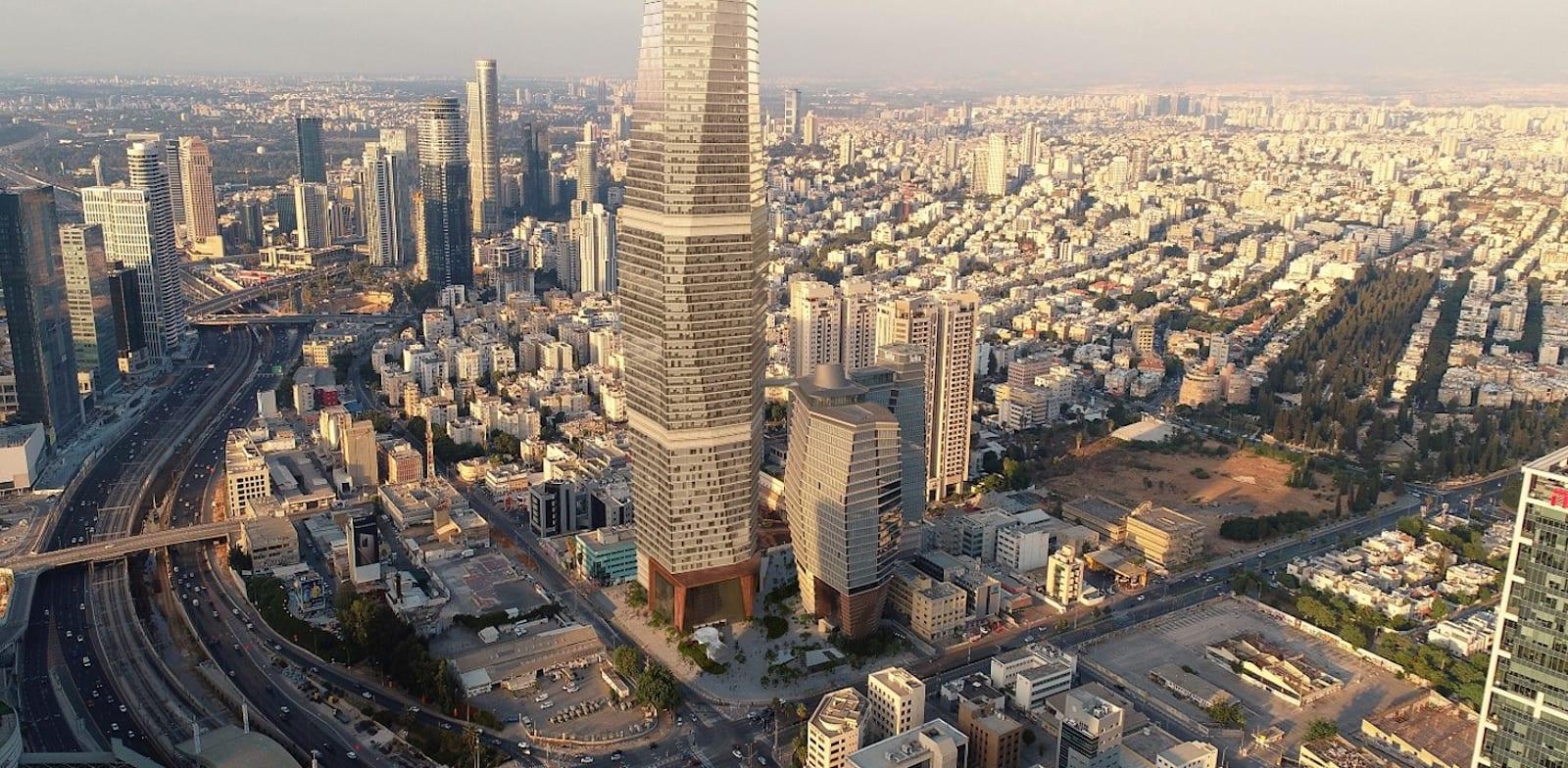 מגדל ToHA 2 / הדמיה: משרד רון ארד