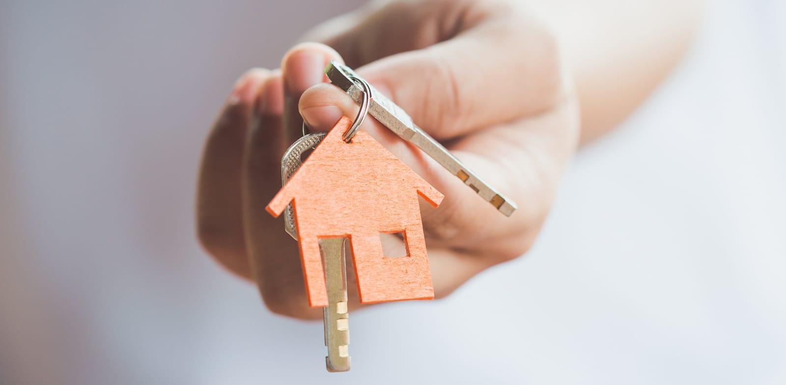 מסירת דירות / אילוסטרציה: Shutterstock, nednapa