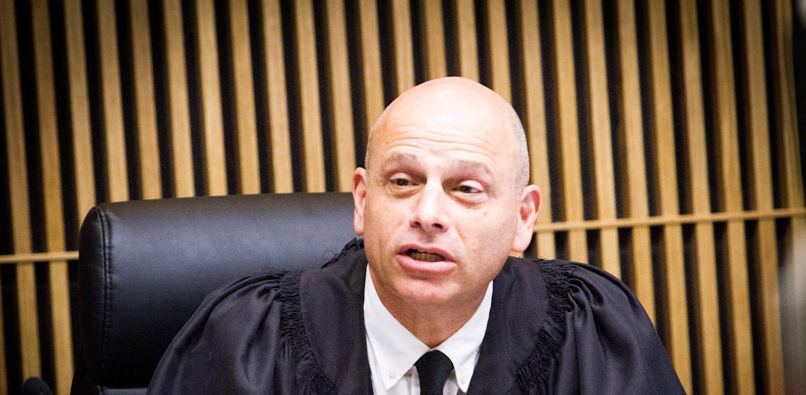 השופט איתן אורנשטיין / צילום: שלומי יוסף