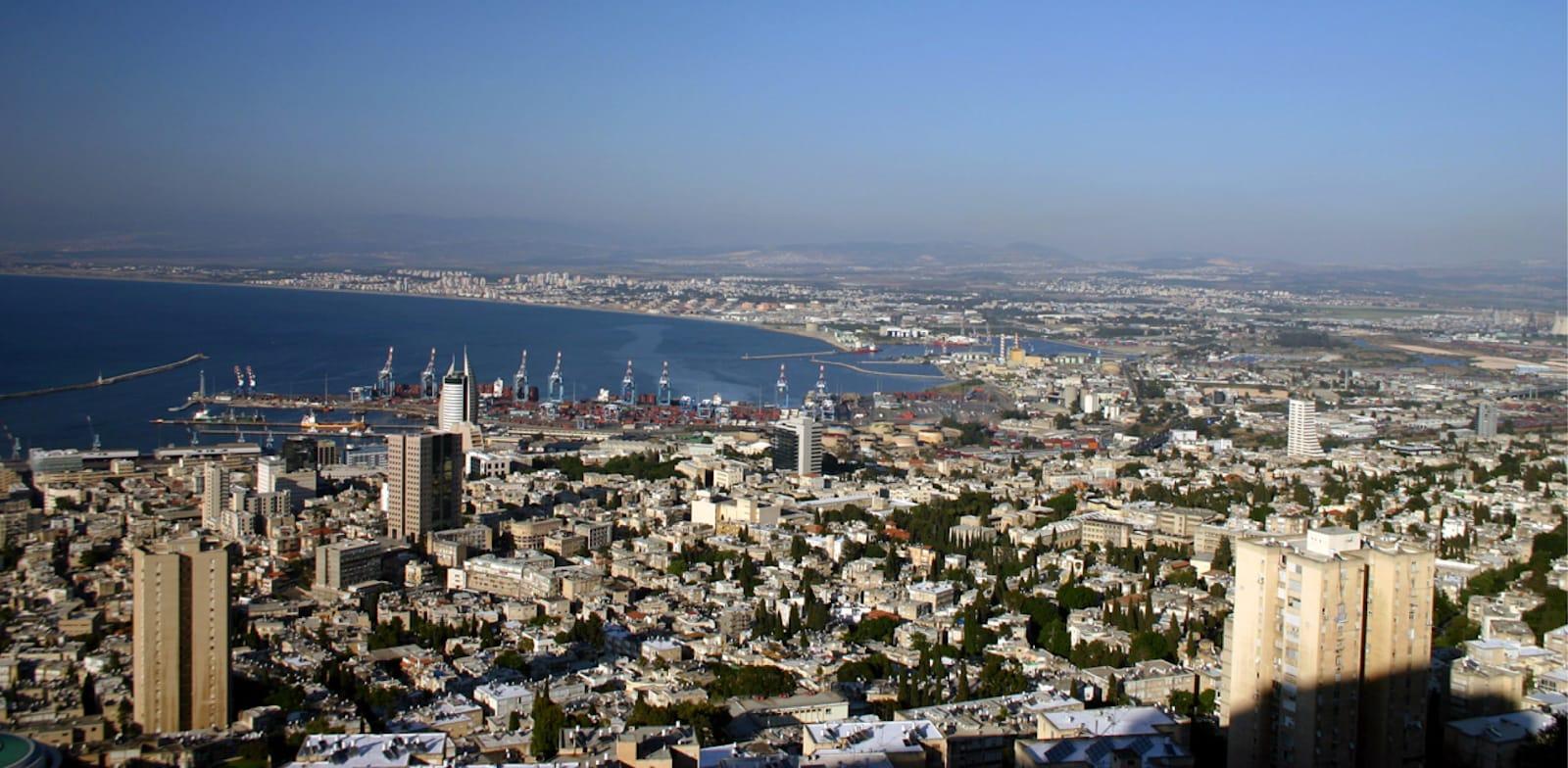 Haifa  credit: PR