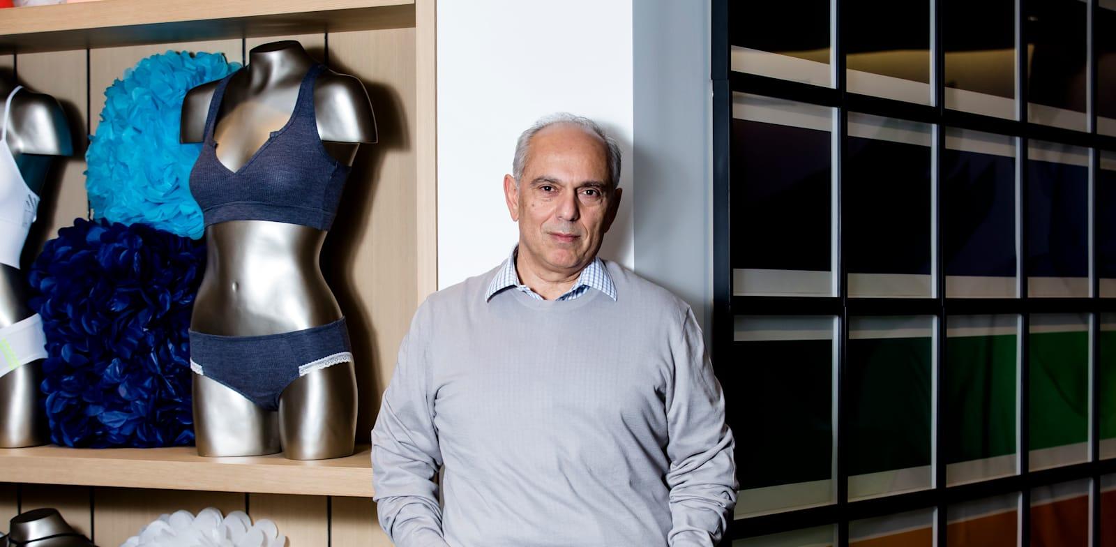 אייזק דבח, מנכ''ל דלתא ובעל השליטה / צילום: אמיר לוי - ניו יורק