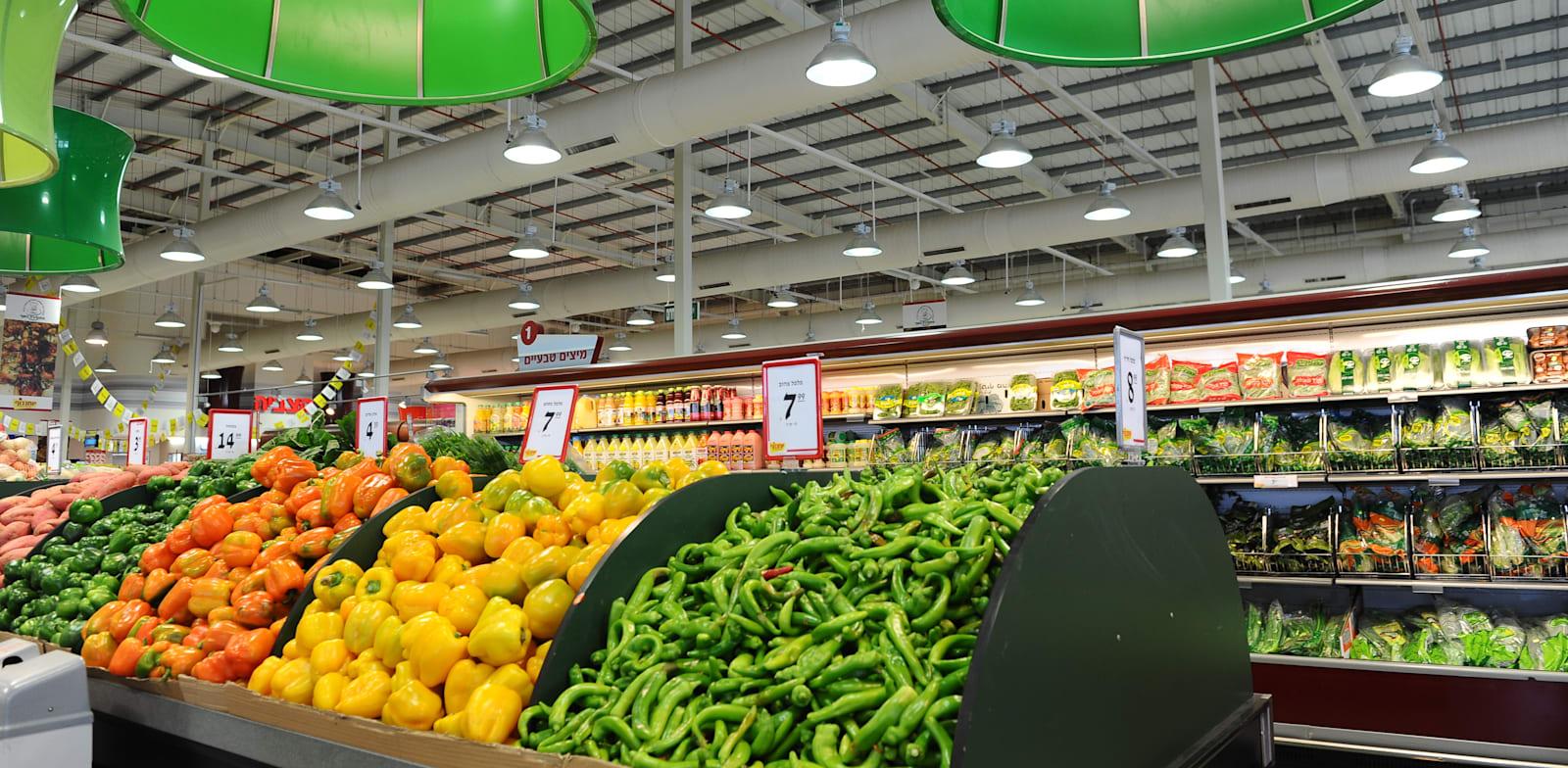 קל לשכוח איזה נס צרכני מהווה הסופרמרקט המודרני / צילום: תמר מצפי