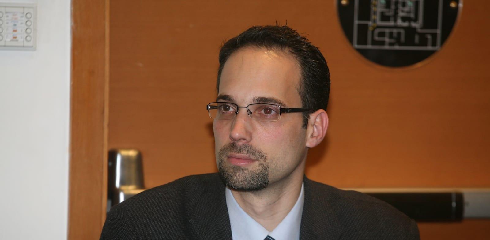 פרופ' רן בליצר, מנהל מכון המחקר של שירותי בריאות כללית / צילום: עינת לברון
