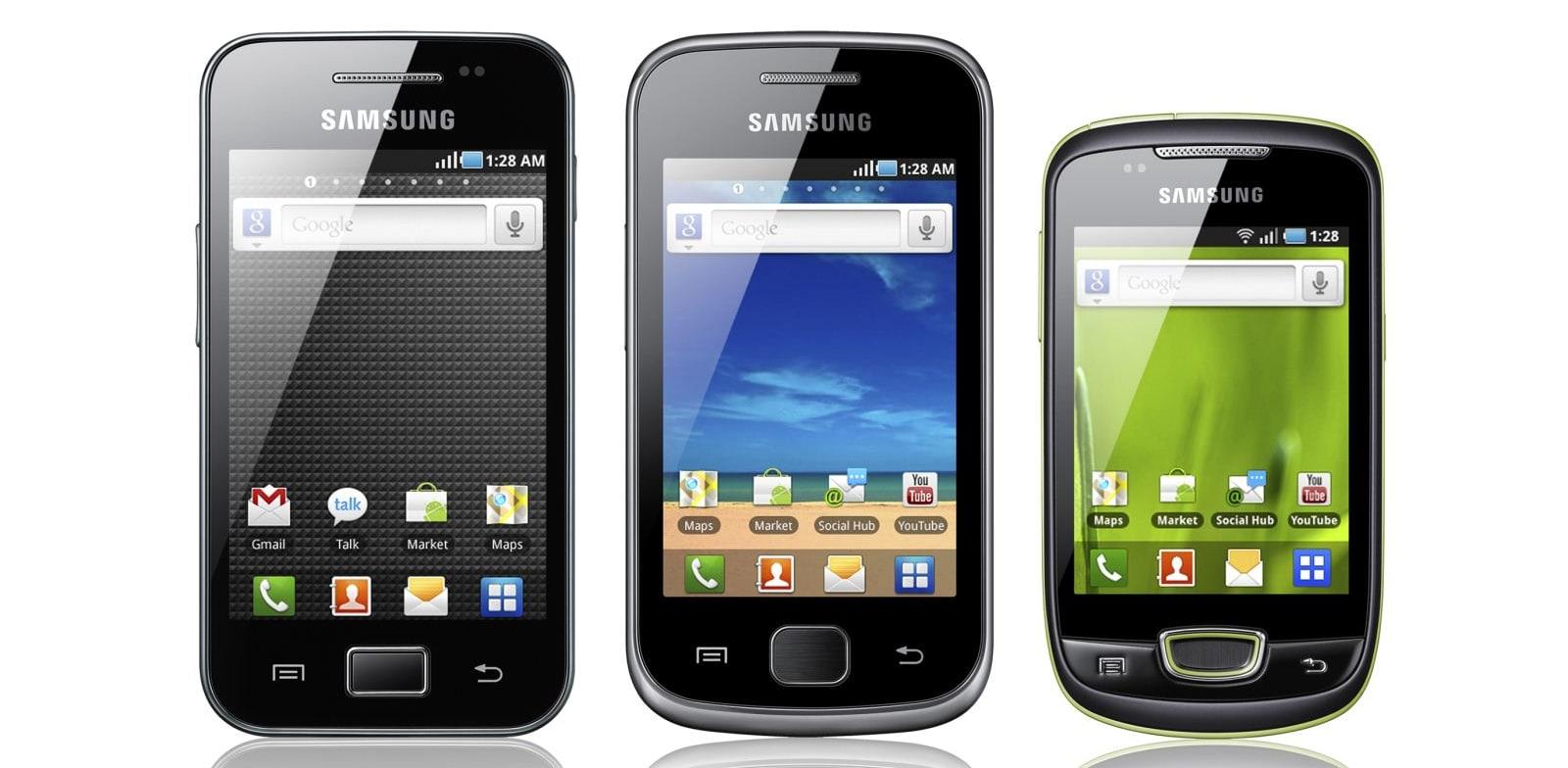טלפונים של סמסונג / צילום: יח''צ