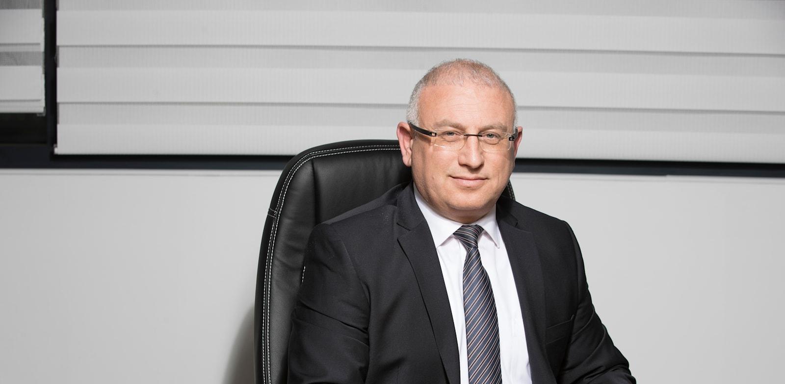 """שמעון מירון, מנכ""""ל הכשרה / צילום: רמי זרנגר"""