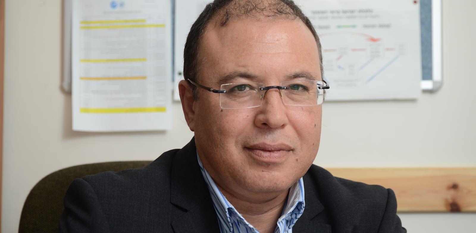 ד''ר גולן בניטה, ראש מטה נגיד בנק ישראל / צילום: איל יצהר
