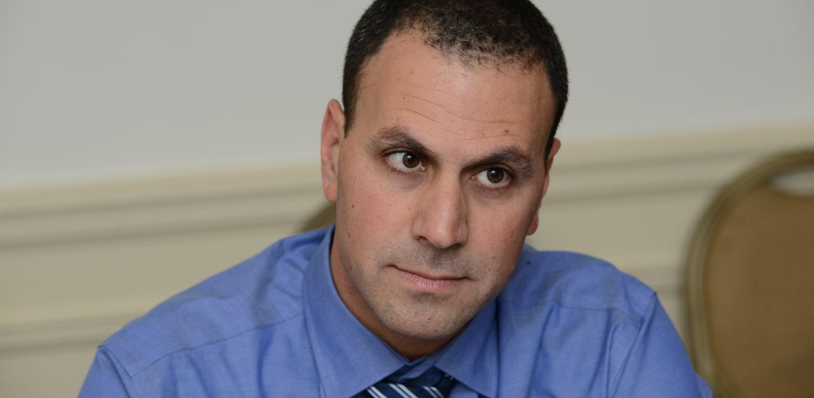"""מאור דואק, מנכ""""ל מניף שירותים פיננסיים / צילום: איל יצהר"""