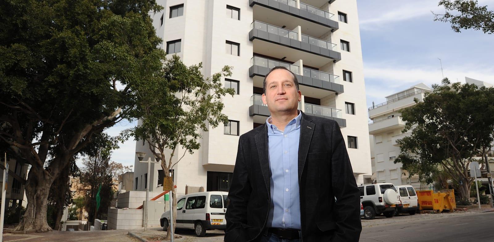רן קוניק - ראש עיריית גבעתיים / צילום: איל יצהר