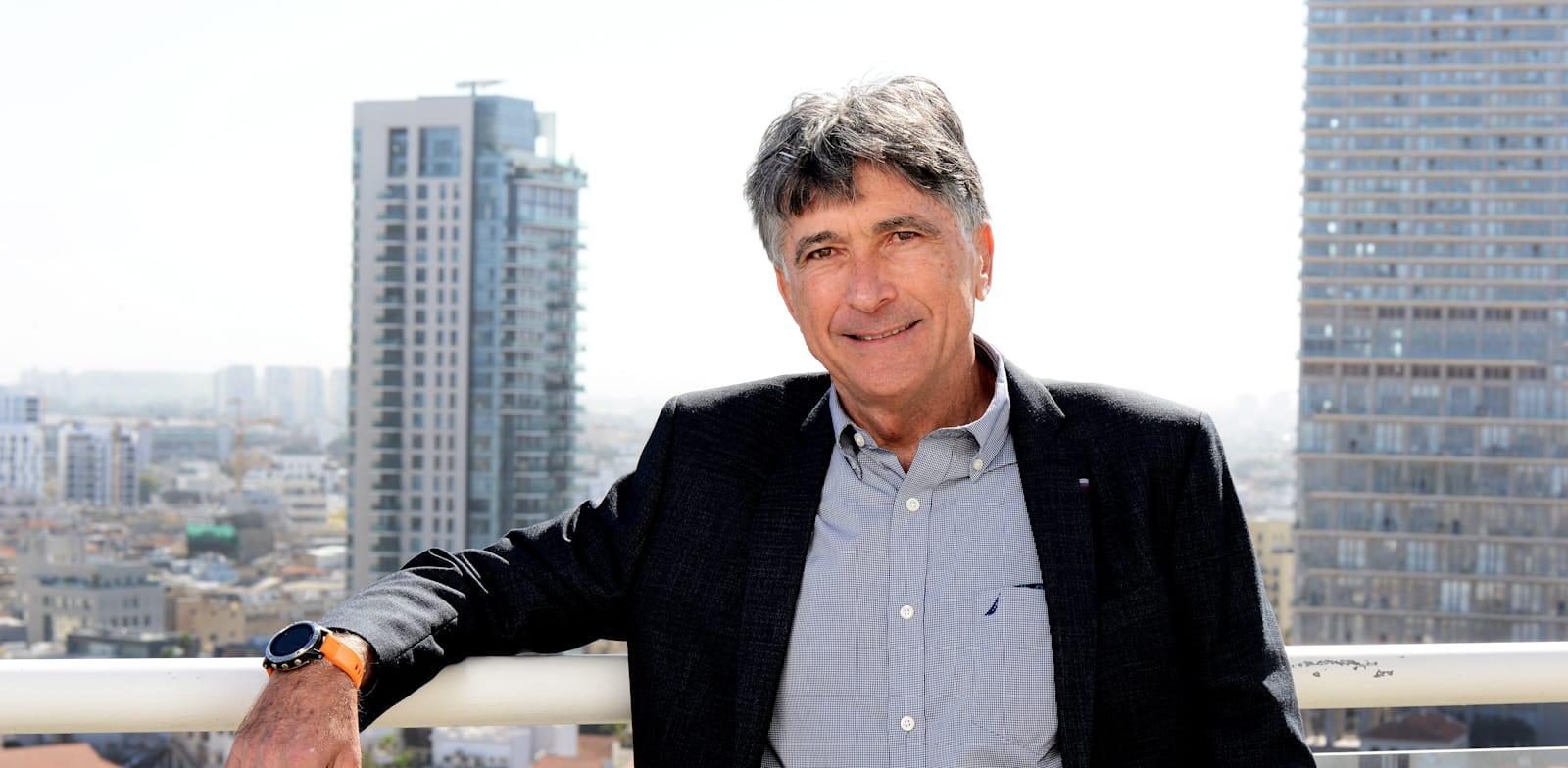 מריאן כהן, נשיא איגוד חברות ההייטק בהתאחדות התעשיינים / צילום: איל יצהר