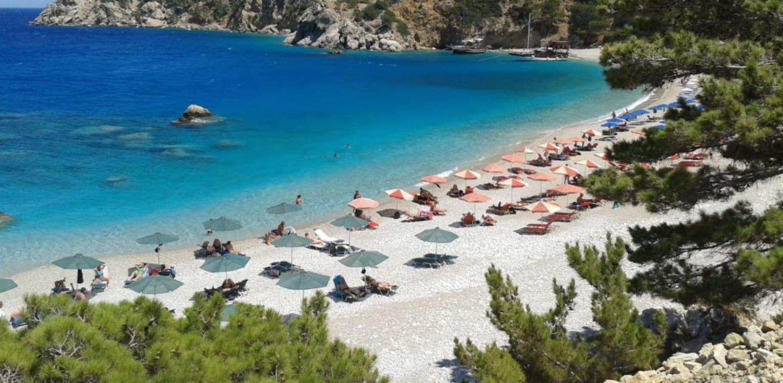 "האי קרפאטוס, יוון / צילום: יח""צ"