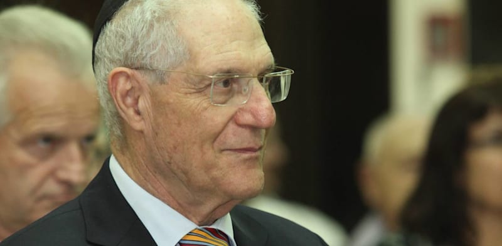 יו''ר הוועדה, פרופ' יצחק אנגלרד / צילום: אוריה תדמור