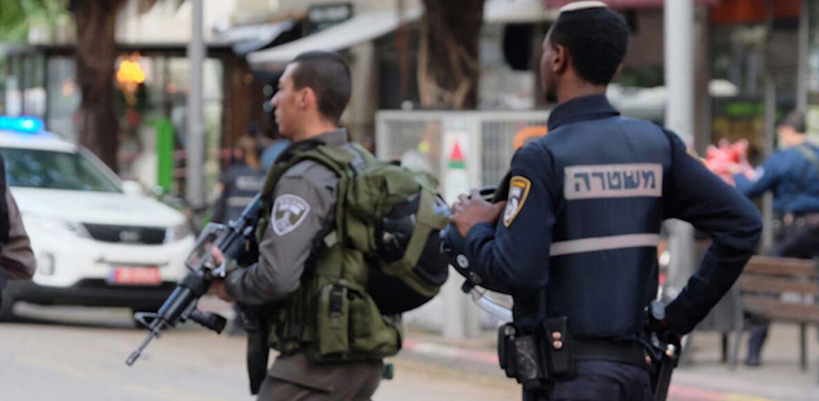 שוטרים / צילום: וואלה חדשות