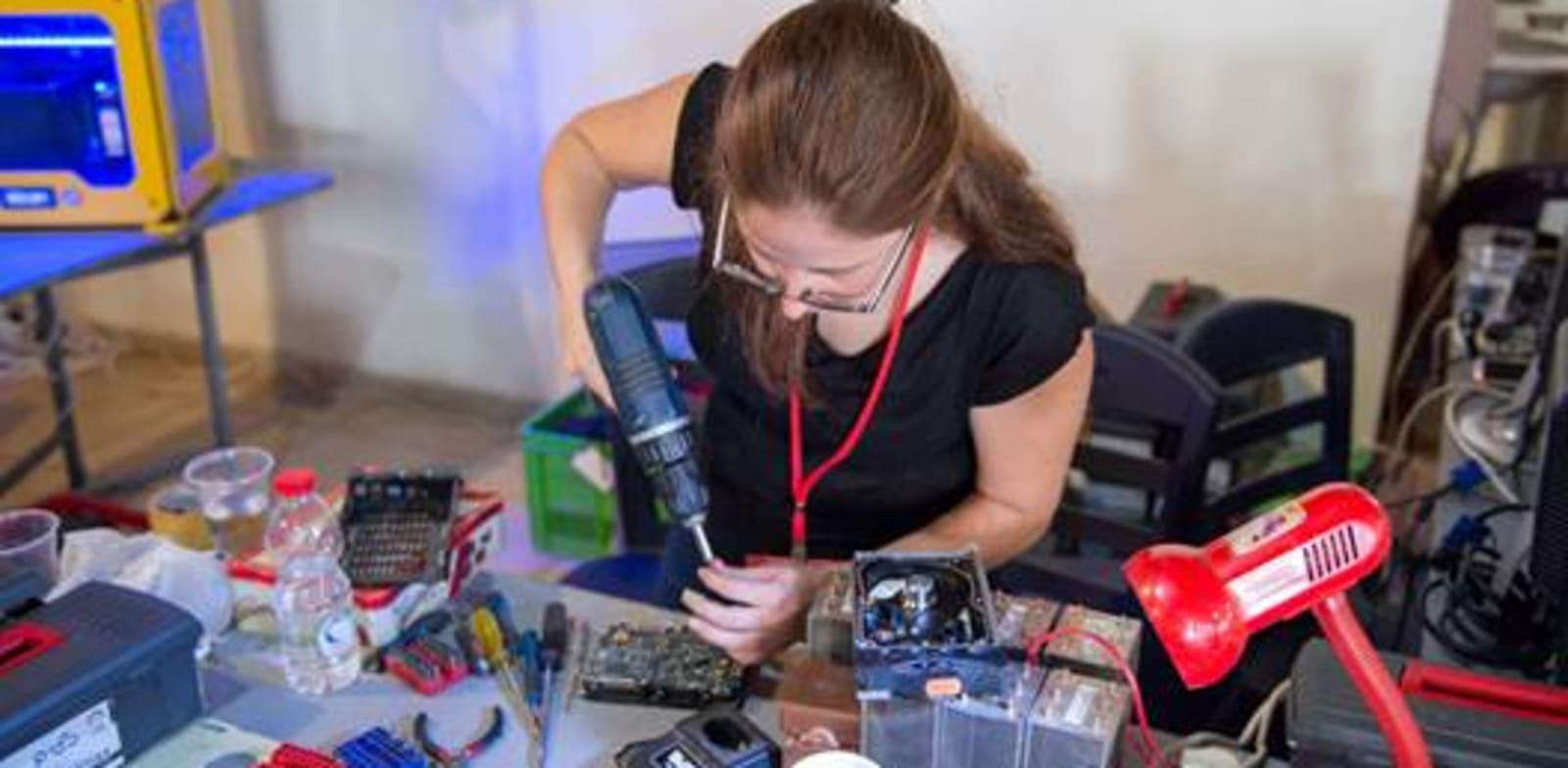 האקת'ון GeekCon / צילום: טל דואק, באדיבות GeekCon