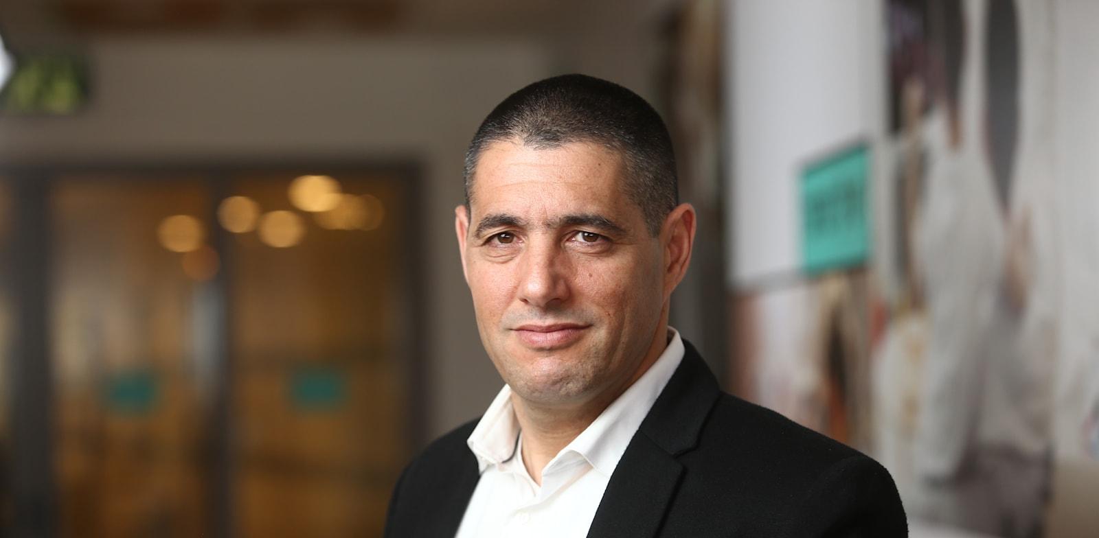 """תמיר אמר, משנה למנכ""""ל פרטנר / צילום: ישראל שם טוב"""