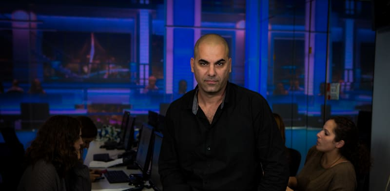 """מנכ""""ל חדשות 13, ישראל טוויטו / צילום: אריק סולטן"""
