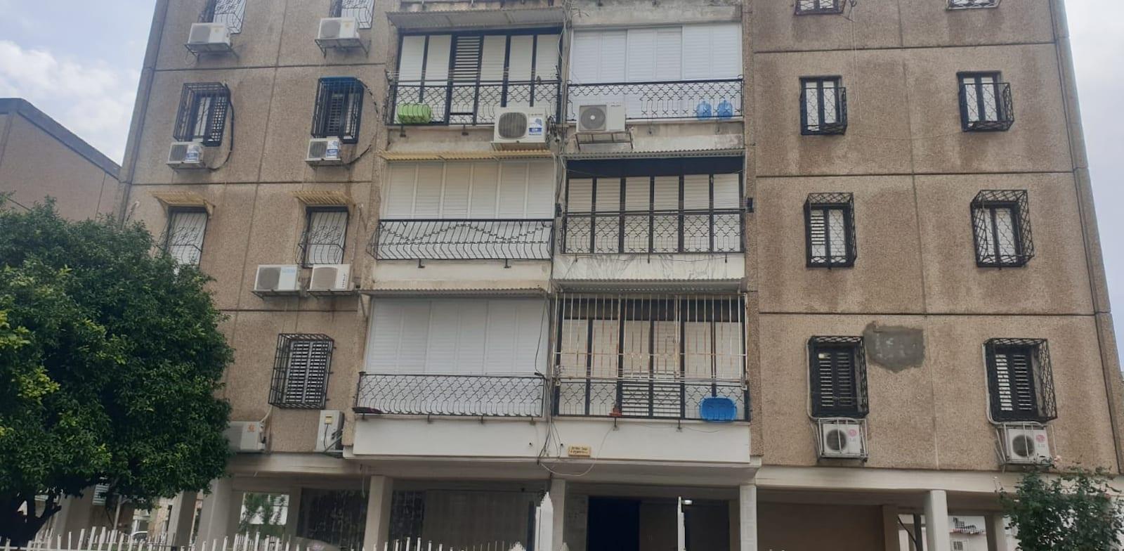 הדירה ברחוב פיינשטיין / צילום: חיים סגל