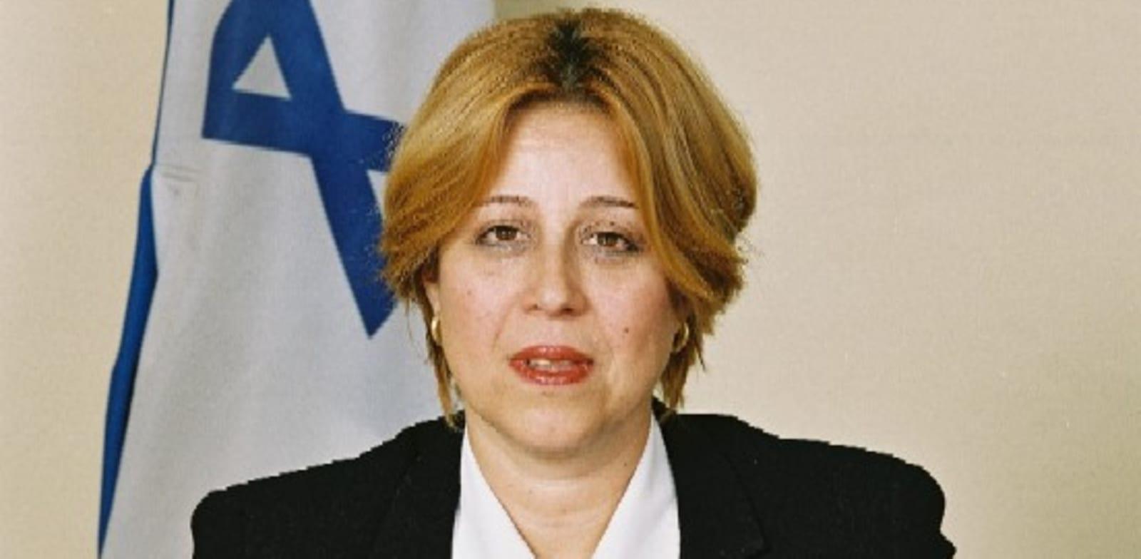 נשיאת בית הדין הארצי לעבודה, השופטת ורדה וירט-ליבנה / צילום: הנהלת בתי המשפט