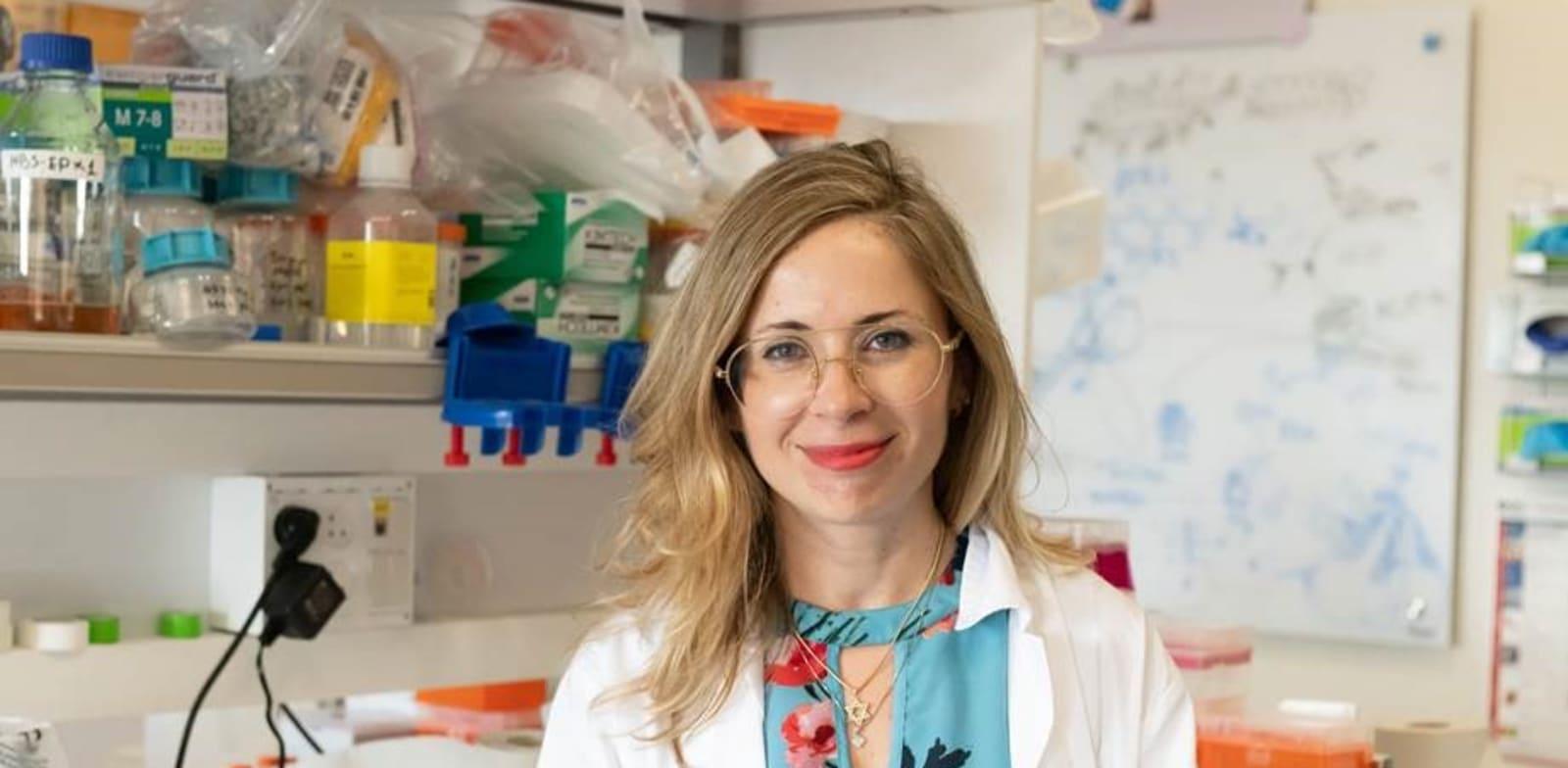 """ד""""ר נטליה פרוינד, מהפקולטה לרפואה ע""""ש סאקלר באוניברסיטת תל אביב / צילום: יורם רשף"""