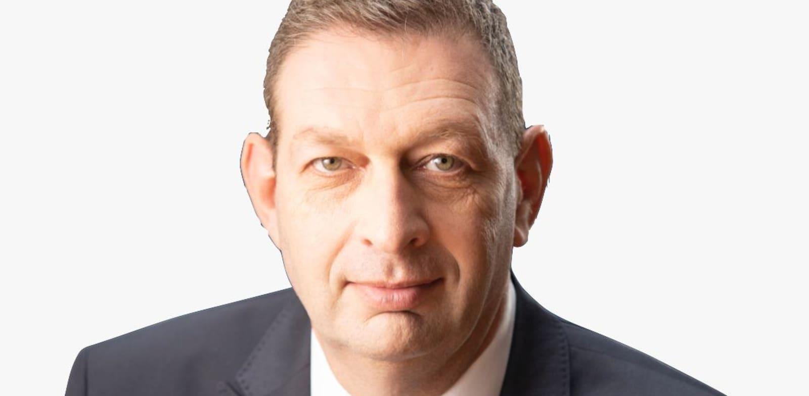 בועז מולדבסקי, נשיא הבורסה ליהלומים / צילום: אסף לוי