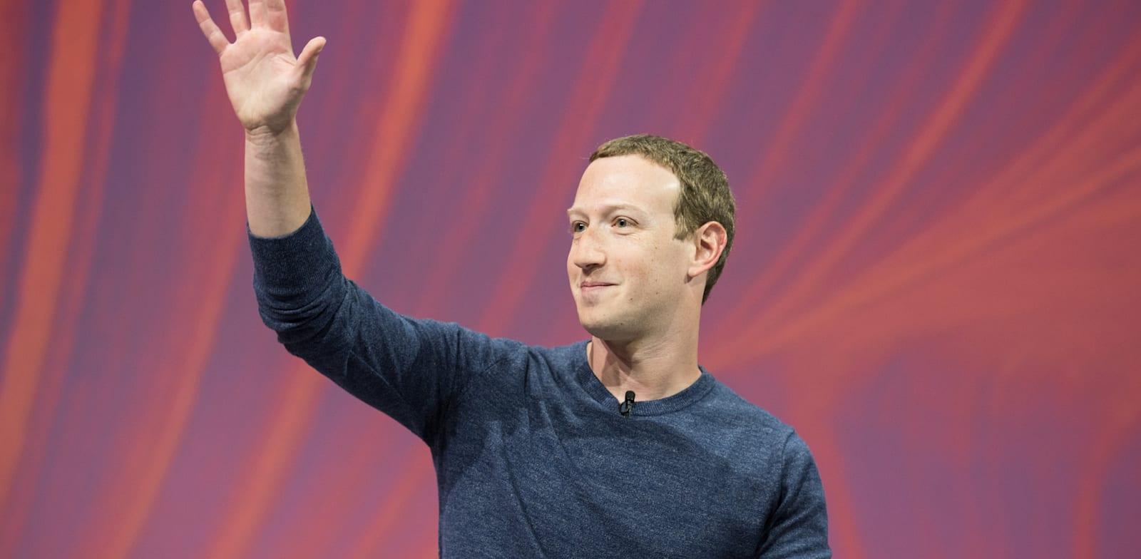 """מארק צוקרברג, מייסד ומנכ""""ל פייסבוק. חזרו להיות חברים / צילום: Shutterstock"""