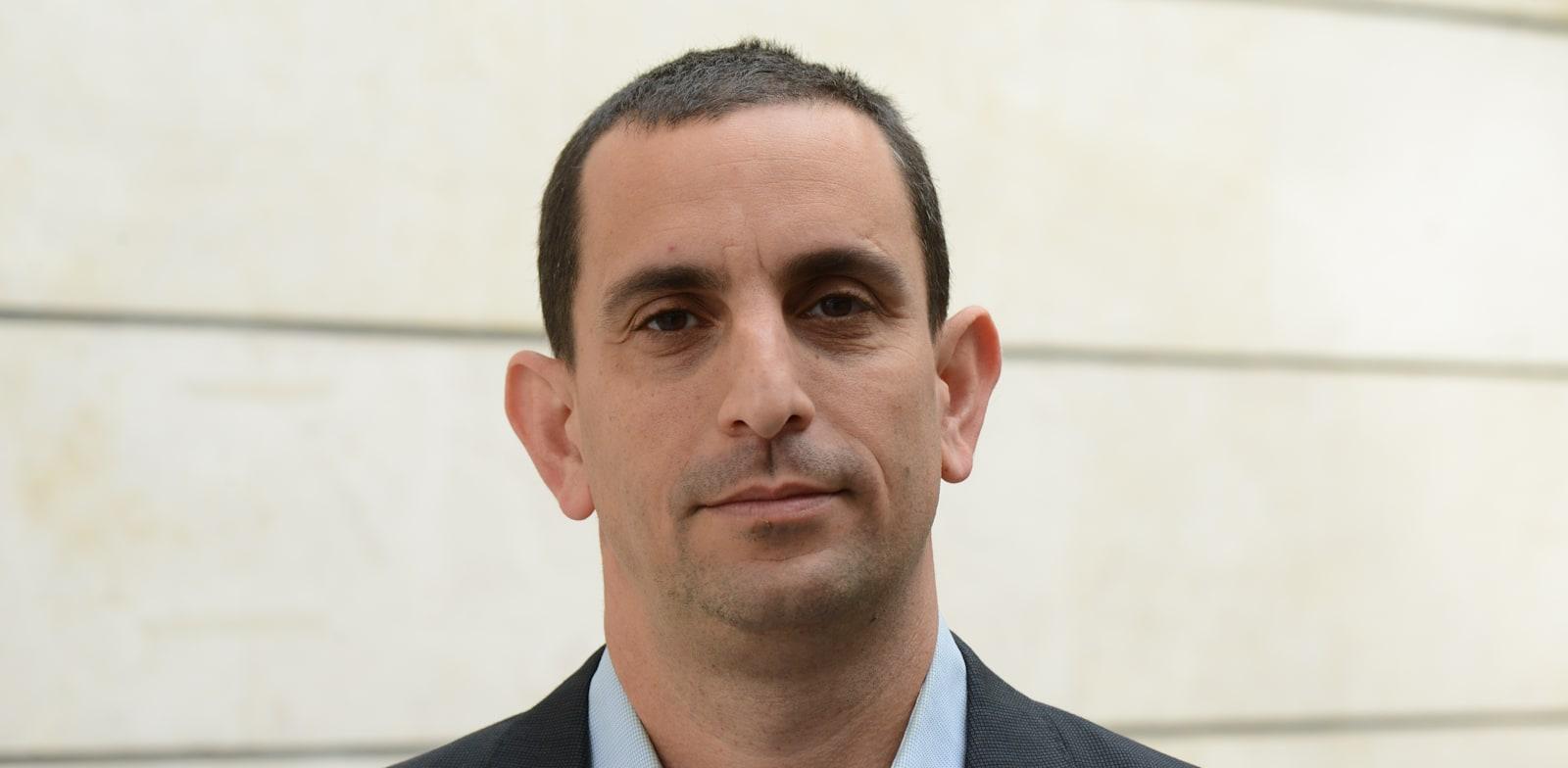 "ירון אלעד, מנכ""ל אלרון / צילום: איל יצהר"