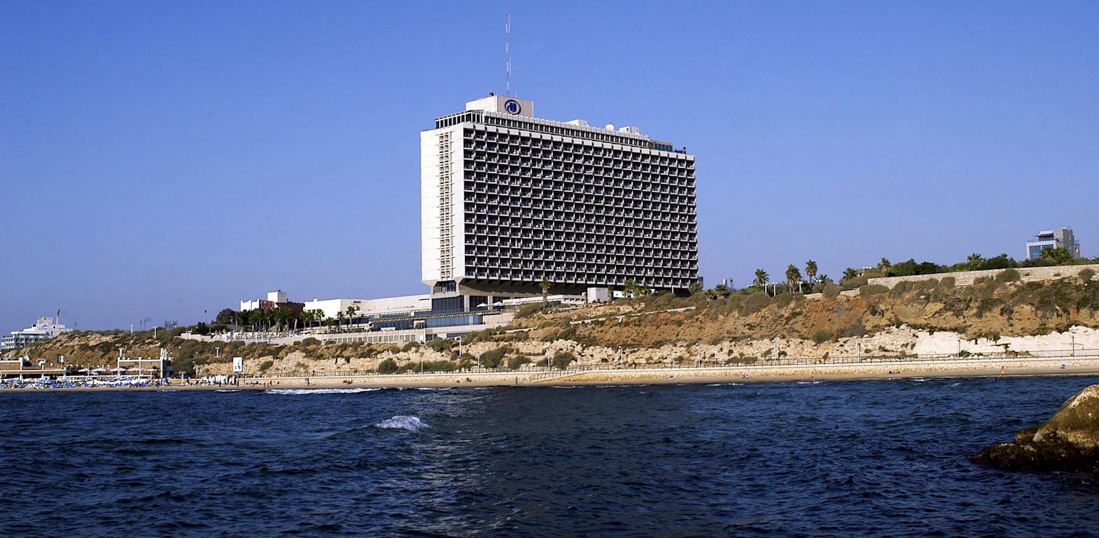 Hilton Tel Aviv Photo: Eyal Fisher
