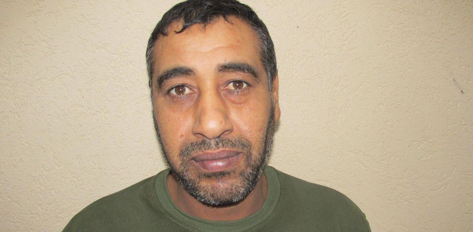 """מוחמד אבו עדרה, המואשם בריגול עבור החמאס / צילום: תקשורת שב""""כ"""
