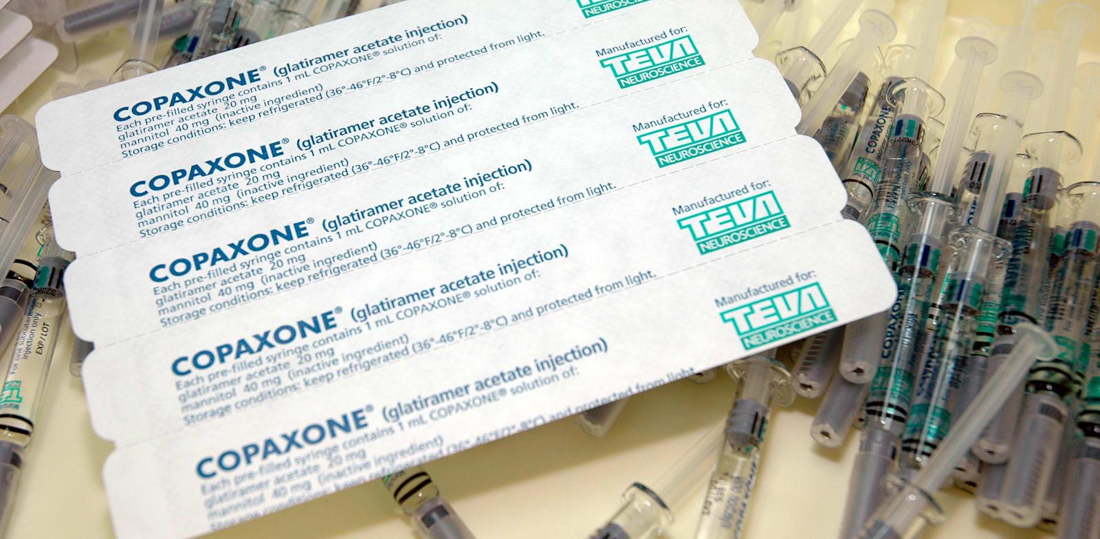 תרופת הקופקסון של טבע / צילום: תמר מצפי