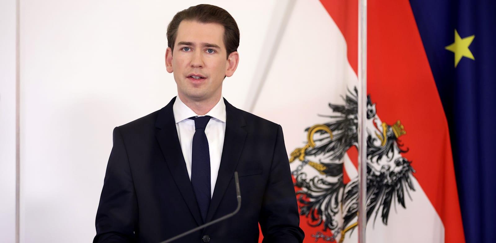 סבסטיאן קורץ, קאנצלר אוסטריה / צילום: Reuters, Lisi Niesner